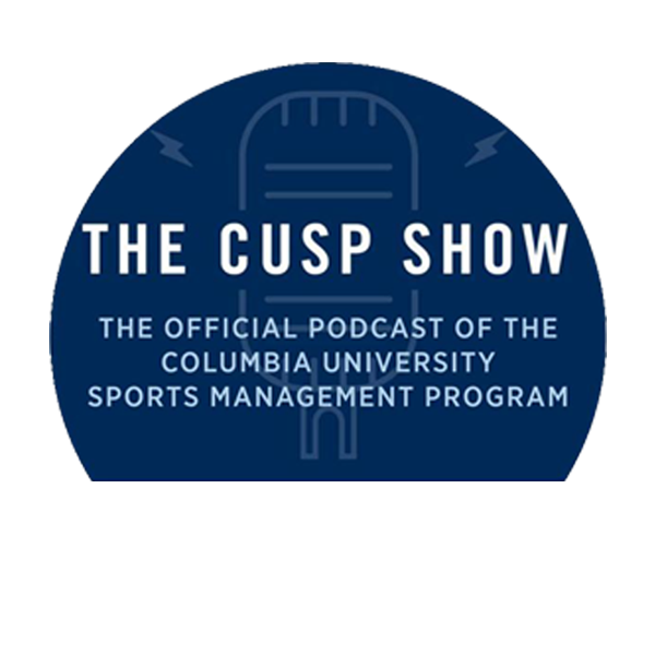 "CUSP Show Podcast Episode 80: ""The Sports Tech Serial Entrepreneur: Bryant McBride"""